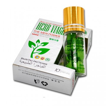 herb viagra green box