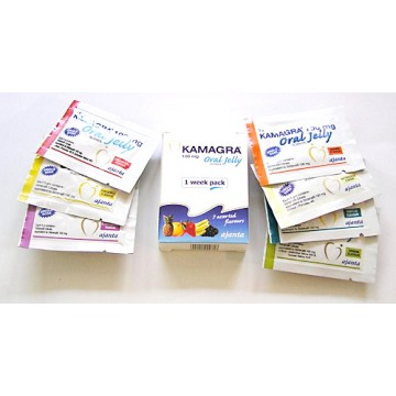 what is kamagra oral jelly side effect