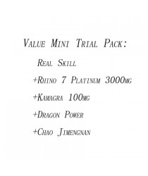 Value Mini Trial Pack