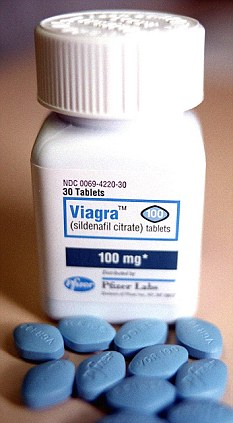 How does viagra affect women